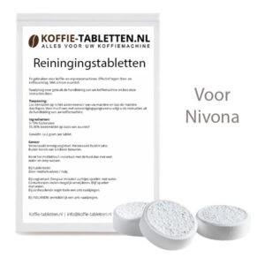 reinigingstabletten voor nivona